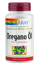 Oregano Oil 70% Carvacrol, 60 WK