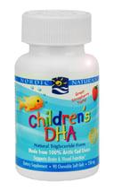 Children´s DHA Omega-3 für Kinder, 90 Kautabletten